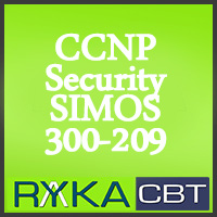 CCNP Security SIMOS 300-209