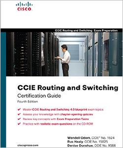 CCIE Routing and Switching Certification Guide v4