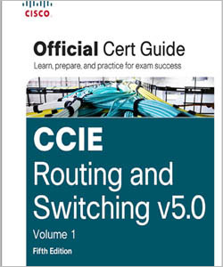 CCIE Routing and Switching v5.0 Officiel Cert Guide Vol 1